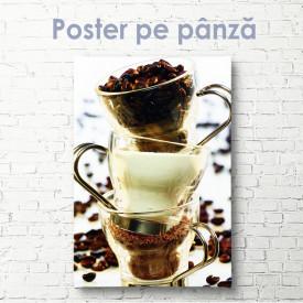 Poster, Set de cafea