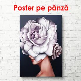 Poster, Tandrețe florală
