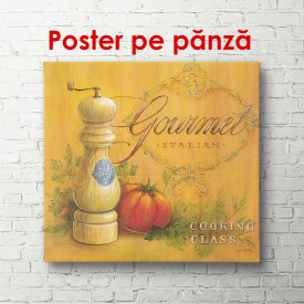 Poster, Un poster abstract
