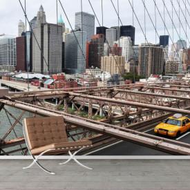 Fototapet Orase, Aglomerația din New York