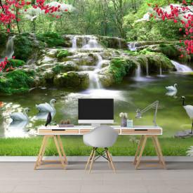 Fototapet, Paradisul în natură