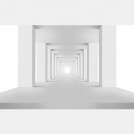 Fototapet, Tunelul geometric