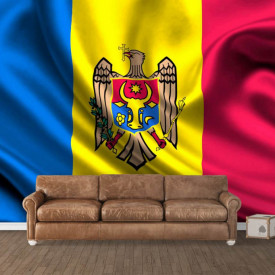Fototapete, Drapelul Republicii Moldova