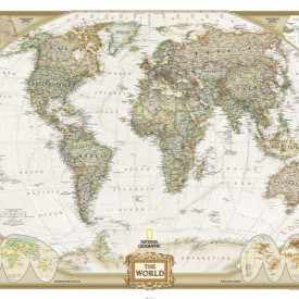 Fototapete, Harta aventurilor