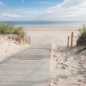 Fototapete, Plajă însorită