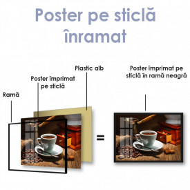 Poster, Cafea