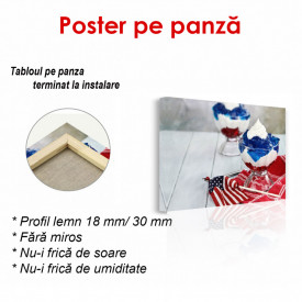 Poster, Dulciuri americane 2