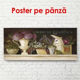 Poster, Frumoasa compoziție natur-mort