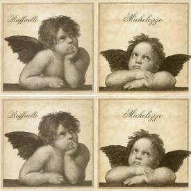 Poster,Îngeri drăguți
