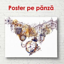 Poster, Istoria orașului