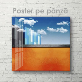 Poster, Minimalism contemporan