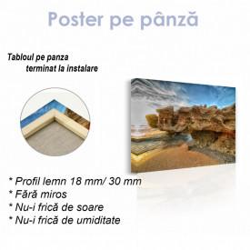 Poster, Plajă pitorească