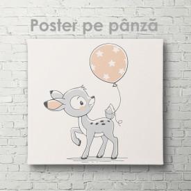 Poster, Pui de Cerb