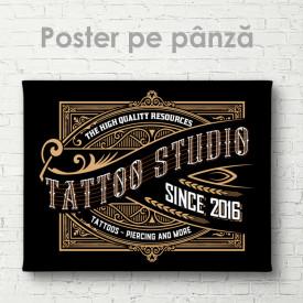 Poster, Tattoo