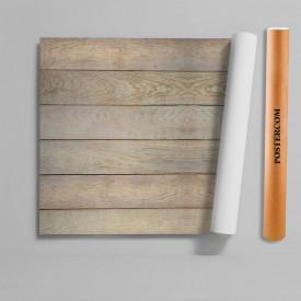 Stickere 3D pentru uși, Ușa din scânduri din lemn, 1 foaie de 80 x 200 cm