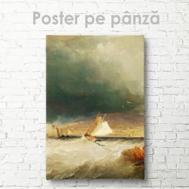 Постер, Marea furioasă