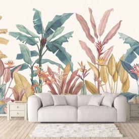 Fototapet, Plante tropicale