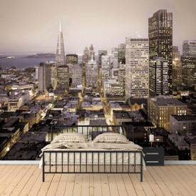 Fototapete 3D, Peisajul urban