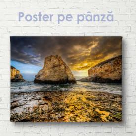 Poster, Apus frumos