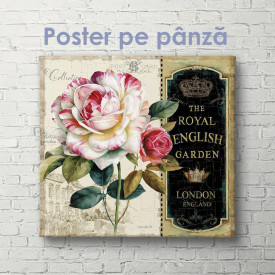 Poster, Arta florii