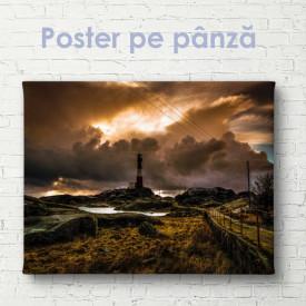 Poster, Far și natură pitorească