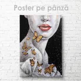 Poster, Fluturași