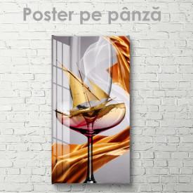 Poster, Marea în pahar