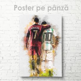 Poster, Numărul 7 și 11