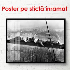 Poster, Odihnă la înălțimea