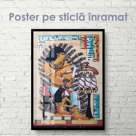 Poster, Papirus egiptean