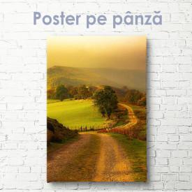 Poster, Peisaj de toamnă
