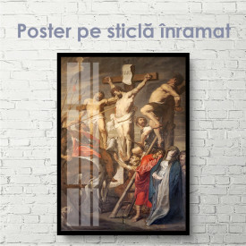 Poster, Răstignirea lui Hristos