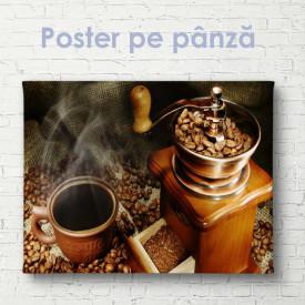 Poster, Set pentru iubitorii de cafea1