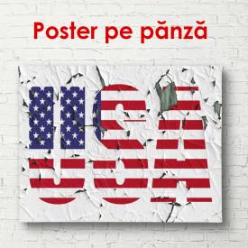 Poster, SUA