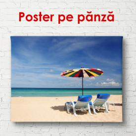 Poster, Vacanță la mare