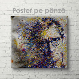 Poster,Vopsele