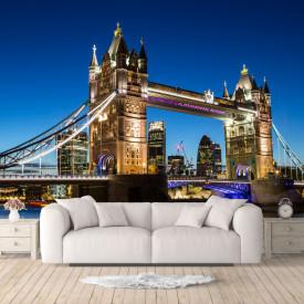 Tapet, Podul frumos al Londrei