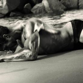 Fototapet Erotica, Gustul alb-negru