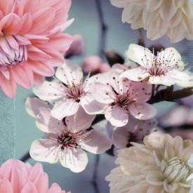 Fototapete, Delicate flowers