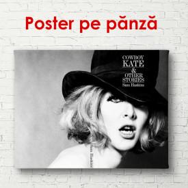 Poster, Cowboy Kate