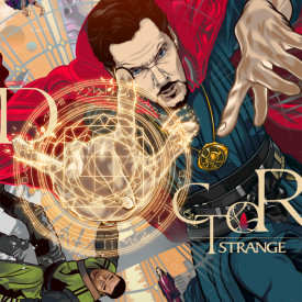 Poster, Doctor Strange