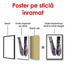 Poster, Încălțăminte masculină