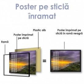 Poster, La marginea stâncii