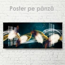 Poster, Penele plutitoare