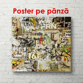 Poster, Timbre din America