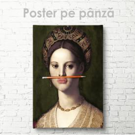 Постер, Clasicism + modernism