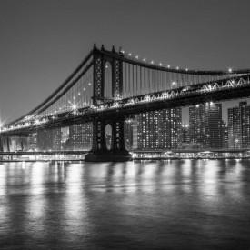 Fototapet, New Yorkul seara