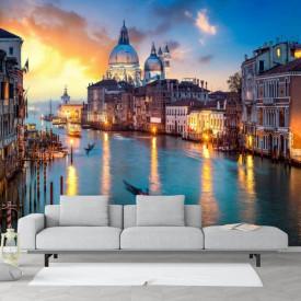 Fototapet Orase, Veneția de seară
