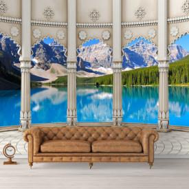 Fototapete 3D, O călătorie în munți