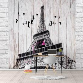 Fototapete Alb-Negru, Turnul Eiffel